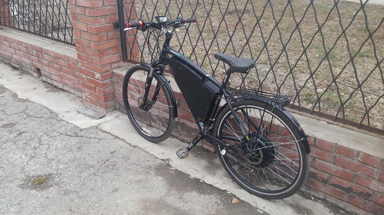 Электровелосипед JAMIS Allegro X Тольятти